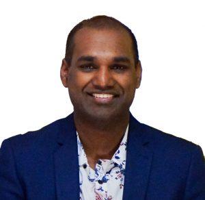 Cahoot employee Arjun Murthy