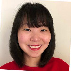 Cahoot employee Joanna Du